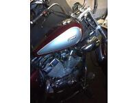 Chopper... 250cc Lifan Chromed engine great looker