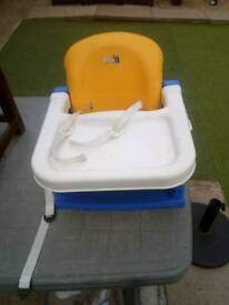 Child toddler high chair