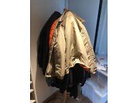 Muji beech coat hanger