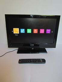19in Luxor HD LCD TV with DVD
