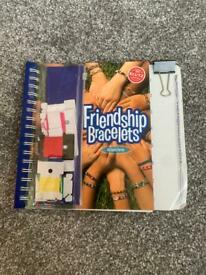 Friendship Bracelet Book