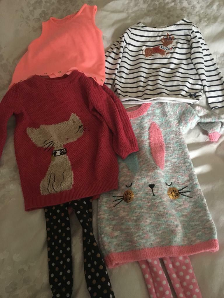 18-24 Months girls clothes
