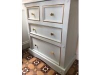 Upcycled Chest of Drawers £80ono