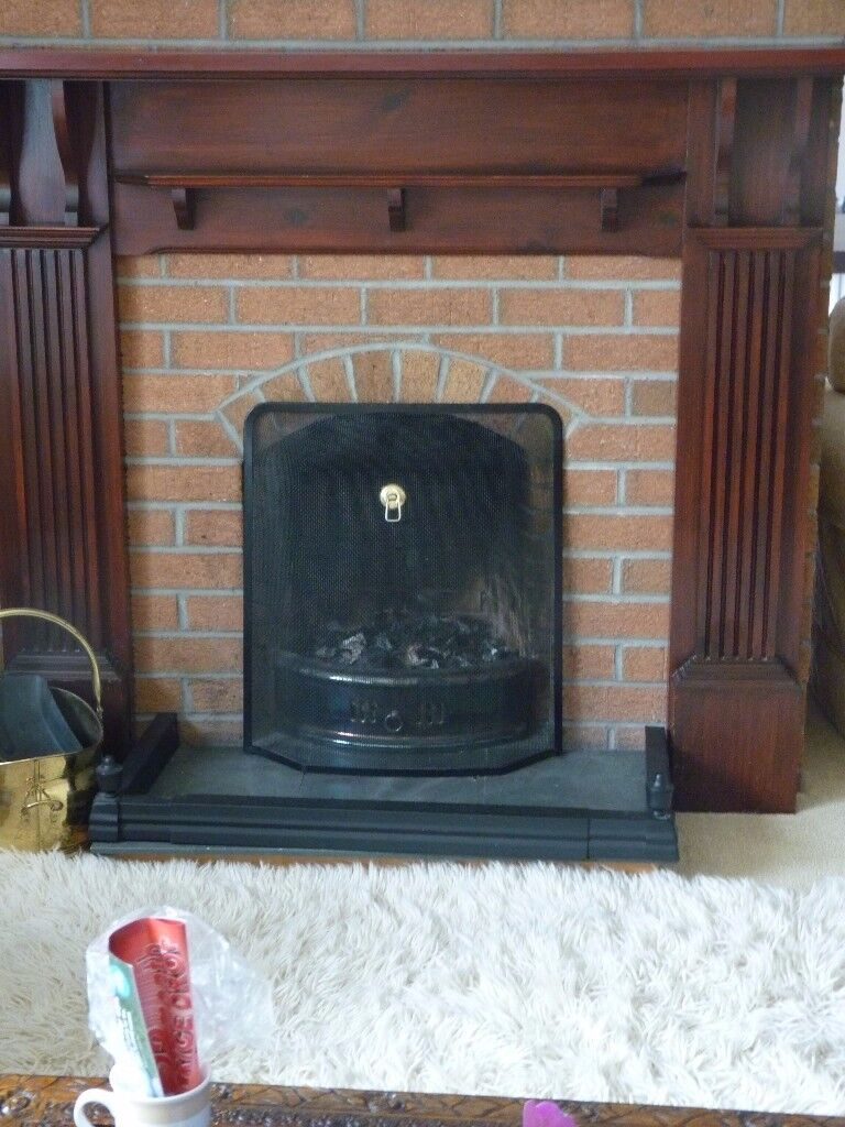 Wooden Fire Surround in very good condition