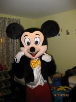 Mickey Mouse - Minnie Mouse - Mascotte - $30.00