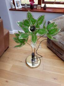 ART DECO TABLE/FLOOR LAMP