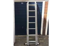 Extendable ladder (no2)