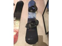 Burton Indie 158 Snowboard - Excellent Condition