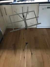 Stentor collapsible music stand