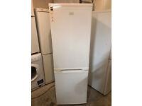 ZANUSSI Family Size Fridge Freezer (Fully Working & 3 Month Warranty)