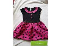 2-3 years girls clothes