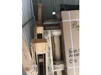 9 x free pallets. Collection only. Tadcaster.