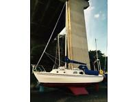 Gorgeous 1979 westerly centaur