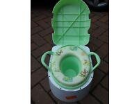 Babyway deluxe potty