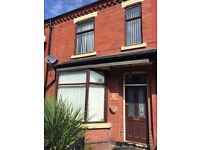 ***DSS WELCOME***4 bed terraced available now... *ADVANCE RENT, ADMIN FEE AND REFERENCES REQUIRED*