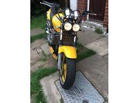 Honda hornet 600cc