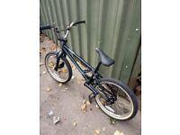 "Voodoo 20"" Black BMX bike Fantastic condition"