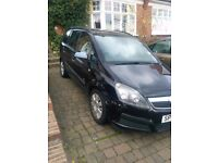 Vauxhall Zafira good runner low mileage 10 yr old 2 owners