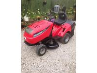 Mountfield ride on Lawnmower 13.5 horse power