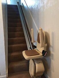 Brooke's Stair Lift Super Glide 120