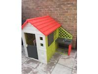 Smoby Outdoor Playhouse