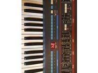 Upgraded immaculate Roland Juno 106 + Hardcase