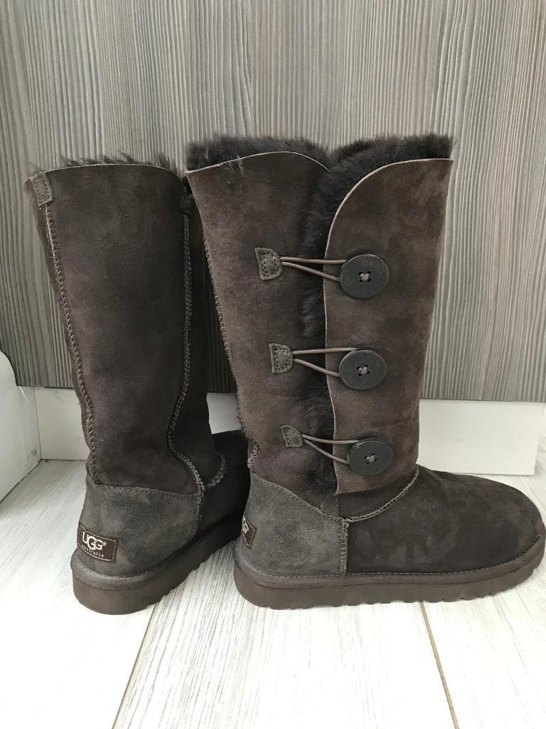 8a2936487a7 Brown ladies UGG Boots size UK5.5 / 38 Euro | in Bromley, London | Gumtree