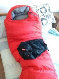 Alpkit SkyeHigh 700 Hydrophobic down sleeping bag