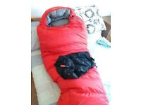 Alpkit SkyeHigh 700 Hydrophobic down sleeping bag