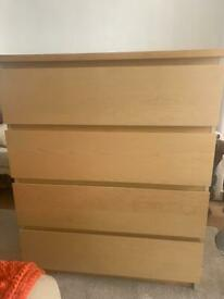IKEA chest of 4 drawers - I can deliver