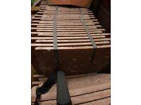 400 Sandtoft brown smooth plain roofing tiles