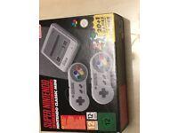 Super Nintendo Classic Brand New Sealed