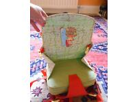 Portable Foldable Harness Baby Toddler Infant Dining Chair