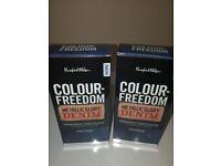 knight wilson, colour freedom, metallic glory denim-vintage, 2 boxes for £8
