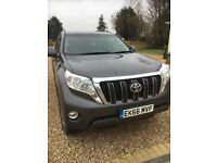 Toyota Land Cruiser seven seater /automatic
