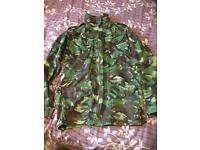 Army surplus jacket