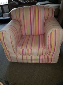 Childrens small armchair