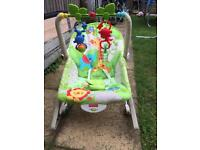 Baby rocking chair Fisher Price