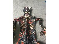 Age 8-10 morphsuit