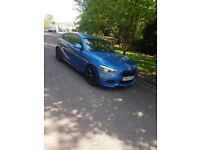 BMW 118D M SPORT ESTORIL BLUE LOW MILEAGE FULL BMW SERVICE HISTORY. MUST SEE