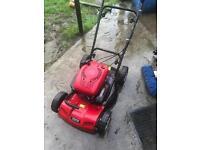 Mountfield mulcher petrol lawnmower