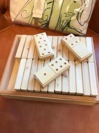 Handmade Domino set