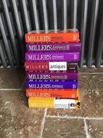 Millers antique books