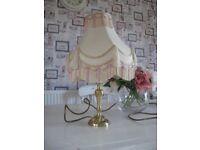 SOLID BRASS VALSAN LAMP