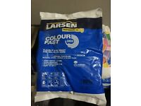 Larson 360 tile grout White and Grey