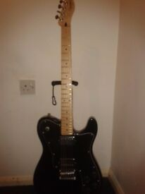 MUST SELL OFFERS Fender Squier Tele twin humbucker custom mint condition plays lovely