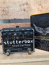 Solidgold Effects Stutterbox Tremolo pedal Moorooka Brisbane South West Preview