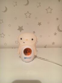 Baby gro egg - room thermometer (monkey)