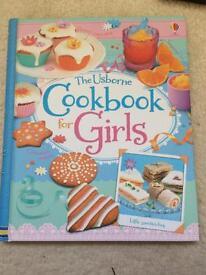 The Usborne Cookbook for Girls