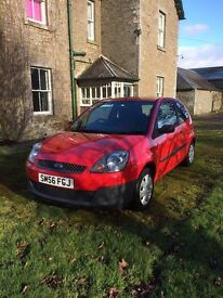 FORD FIESTA STUDIO 1.2 2006 3 DOOR HATCHBACK